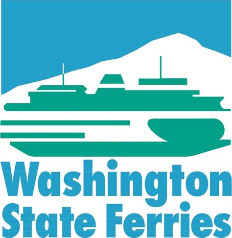 design graphics wa washington state ferries free vector in encapsulated