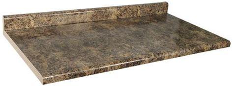 Menards Laminate Countertops by Customcraft Countertops 12 Ft Jamocha Granite Countertop