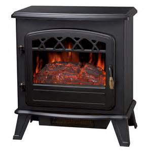 foxhunter 1850w log burning effect electric stove