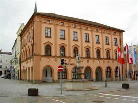 landratsamt rottal inn pfarrkirchen pfarrkirchen wallfahrtskirche gartlberg barockbau mit