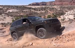 Driven Off Road The 2016 Jeep Grand Cherokee 75th