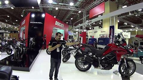 eurasia moto bike expo motosiklet fuari ducati