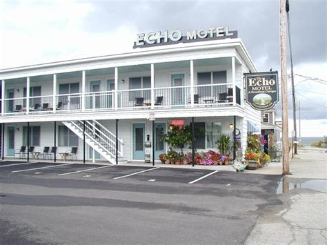 Echo Motel Oceanfront Cottages Prices Reviews Old Echo Motel Oceanfront Cottages