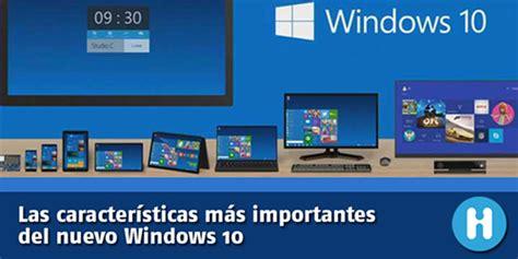 imagenes del sistema operativo windows 10 lleg 243 windows 10 161 con 243 celo