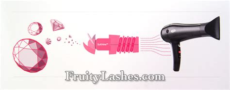 T3 Hair Dryer Only Blows Cold Air t3 featherweight luxe dryer review fruity lashes