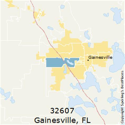 zip code map gainesville fl best places to live in gainesville zip 32607 florida