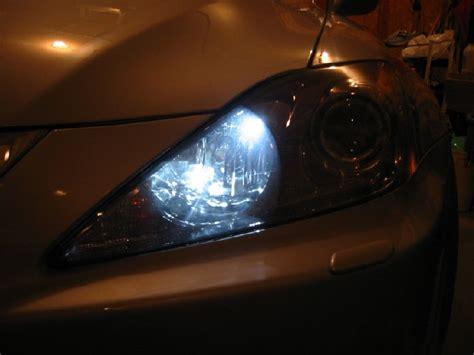 Led Parking Light Bulbs Led Parking Lights W Oem Hid S Club Lexus Forums