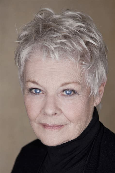 judi dench haircut how to 15 doubts about judi dench hairstyle you should clarify