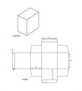 box designs templates rectangle box template 12 free sle exle format