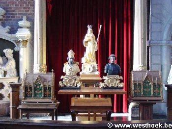 neogotisch interieur de kerken van belg 239 e