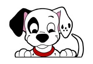 gallery gt cute cartoon dalmatian
