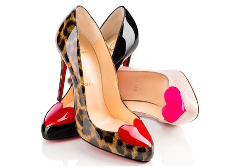 valentine s christian louboutin shoes spread love on valentine s day
