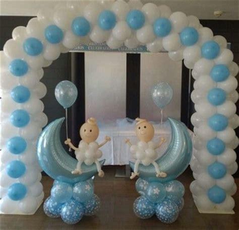 decoracion de globos para bautizo decoracion de globos para bautizo globos con helio sencilla decoracion de globos para bautizo de ni 241 o