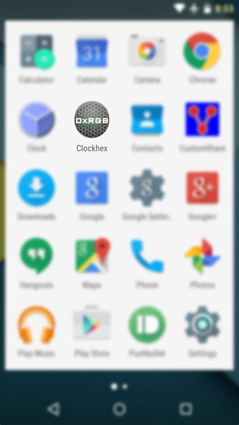 make your change colors make your android s status bar clock change colors