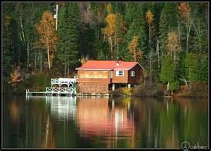 maison au bord du lac a photo from central