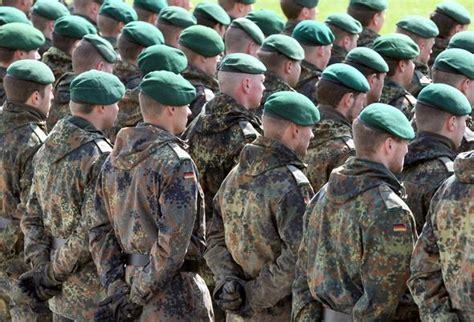 typische soldatenfrisuren haare bundeswehr