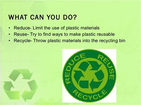 recycling powerpoint recycle final ppt