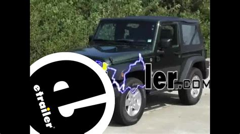 2010 jeep wrangler headlight wiring harness wiring