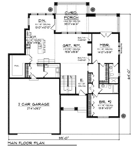 craftsman style house plan 4 beds 4 baths 1700 sq ft craftsman style house plan 4 beds 4 baths 2865 sq ft