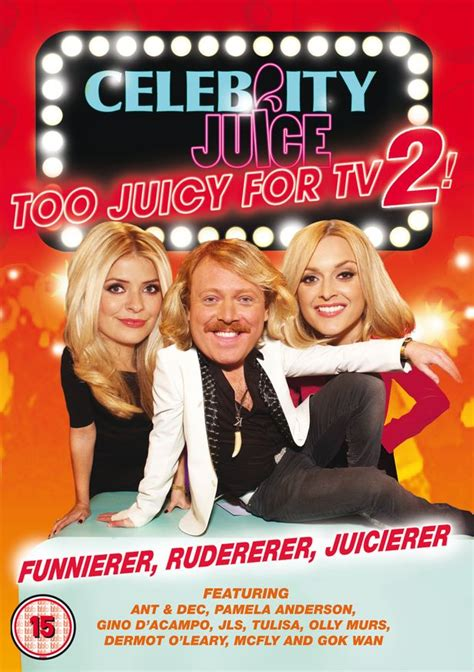 celebrity juice unseen 3am dvd christmas gift guide cheryl cole s a million