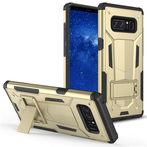 Samsung Note 7 Holster Future Armor Casing Cover Bumper Stand for samsung galaxy note 8 zizo hybrid future armor cover kickstand ebay