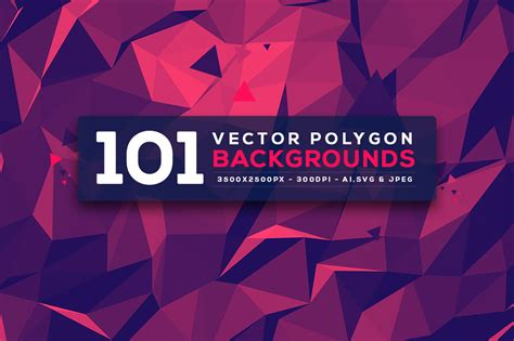 polygon pattern background download 101 vector geometric backgrounds v 3 patterns on