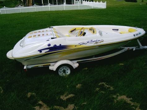 sea ray f16 jet boat for sale sea ray sea rayder for sale
