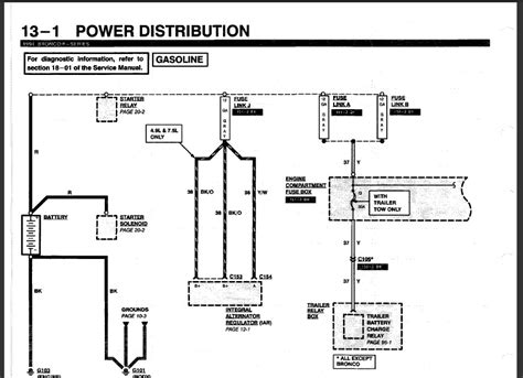 need a wiring diagram showing the wiring for a 1994 f150 6