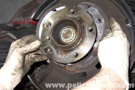 Spare Part Bmw E90 bmw e90 parking brake shoes replacement e91 e92 e93