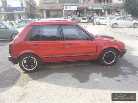 used daihatsu charade turbo 1984 car for sale in islamabad