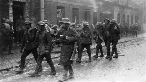 wann fing der erste weltkrieg an erster weltkrieg schlacht der l 252 zeit