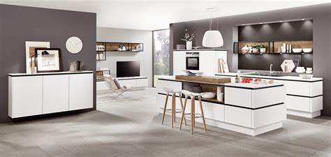 Home Kitchen Design Pictures by Kitchens As Unique As Your Taste Nobilia K 252 Chen
