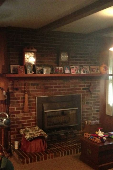 Fireplace Transformation by Amazing Fireplace Transformation Before After