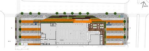 Plans gallery of de candido express supermarket nmd l nomadas 10