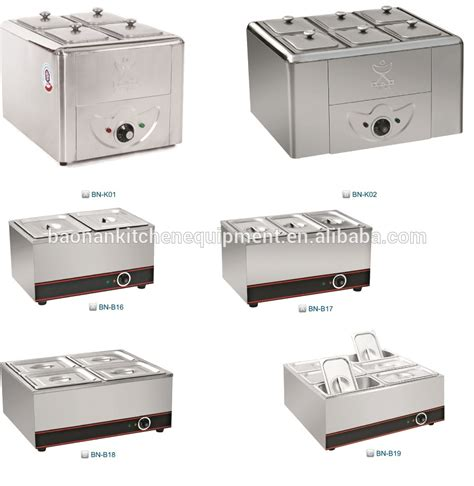 cosbao stainless steel table top electricrestaurant