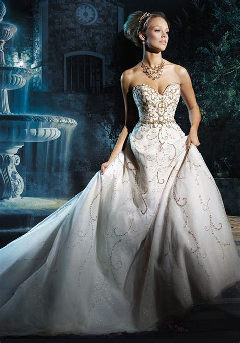 2016 Alfred Angelo Disney Fairy Tale Wedding Gowns
