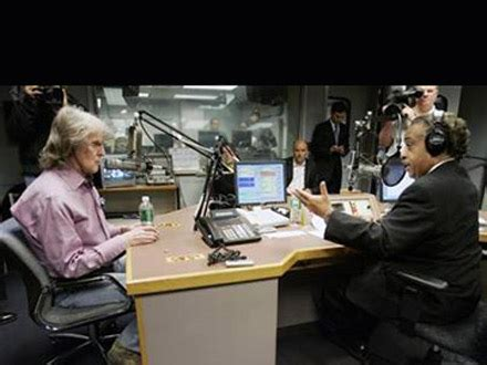 don imus loses to al sharpton during on hair battle imus in the hot seat over his nappy head comment