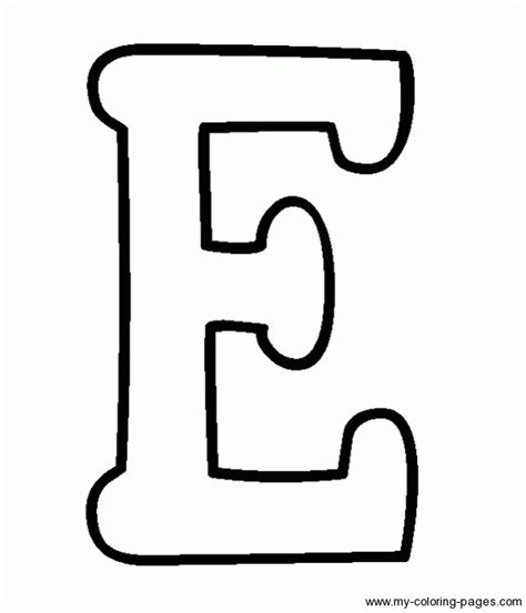 coloring pages of letter e coloring capital letters e vbs pinterest string art