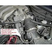 96 Ford Taurus GL The Check Engine Light Came OnDTCO2 Sensor