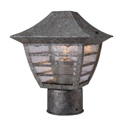 chain link fence solar lights hardware house 10 3947 dakota post mount light antique silver