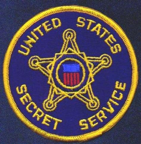 service patches coollectors collectible item other collectibles us secret service regular patch