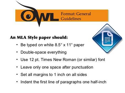 mla  edition formatting  style guide