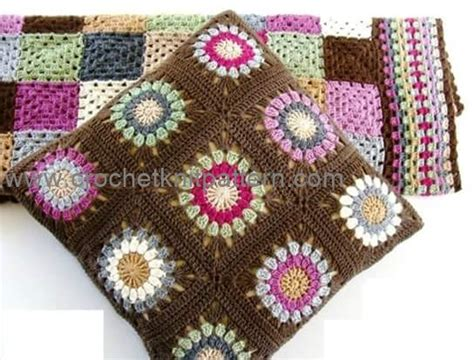 Crochet Pillow Patterns For Beginners by Pillow Beautiful Crochet Patterns And Knitting Patterns