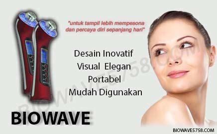 Setrika Wajah Biowave biowave5758