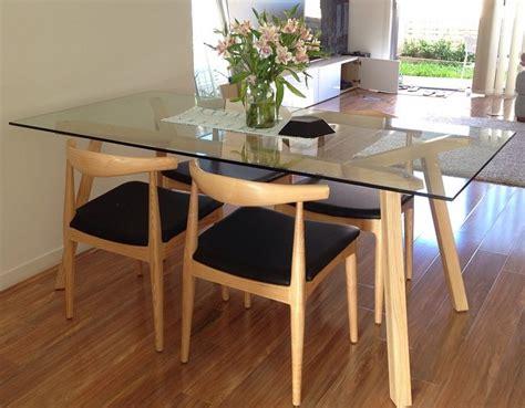 Meja Makan Kaca Malaysia 32 model meja makan minimalis terbaru 2018 kayu kaca