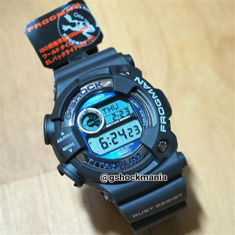 G Shock Dw9900 Frogman casio g shock dw 9900 8 titanium frogman s fashion