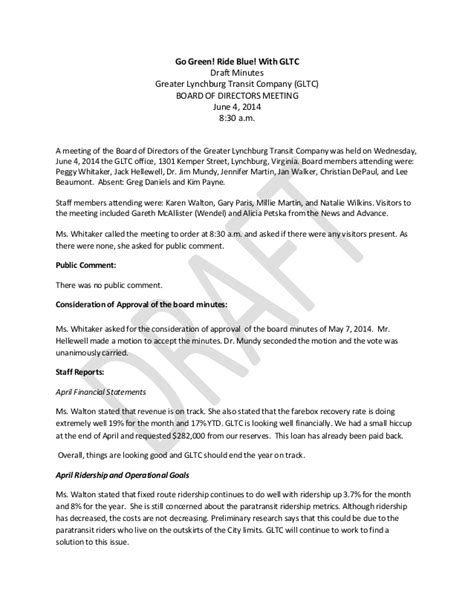 Full Board Packet July 2 2014 Board Meeting Packet Template