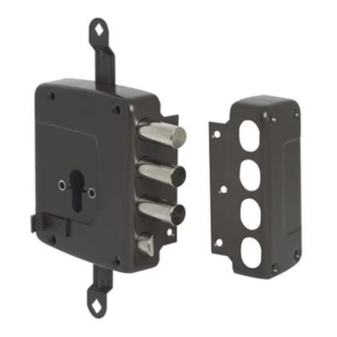 serrature elettriche per porte in legno serratura a cilindro europeo da applicare