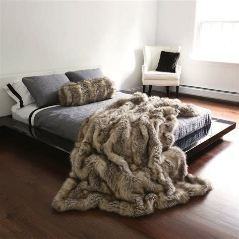 faux fur throws for sofas faux fur throws on black leather sofas and chairs google