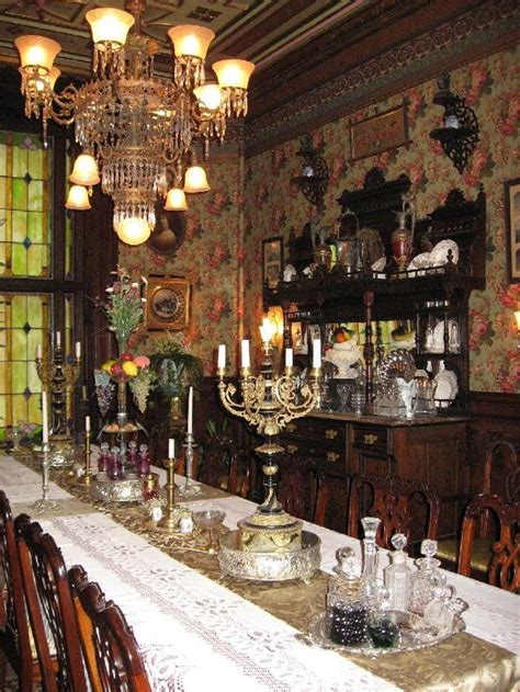 Victorian Dining Rooms by Best 25 Victorian Dining Rooms Ideas On Pinterest